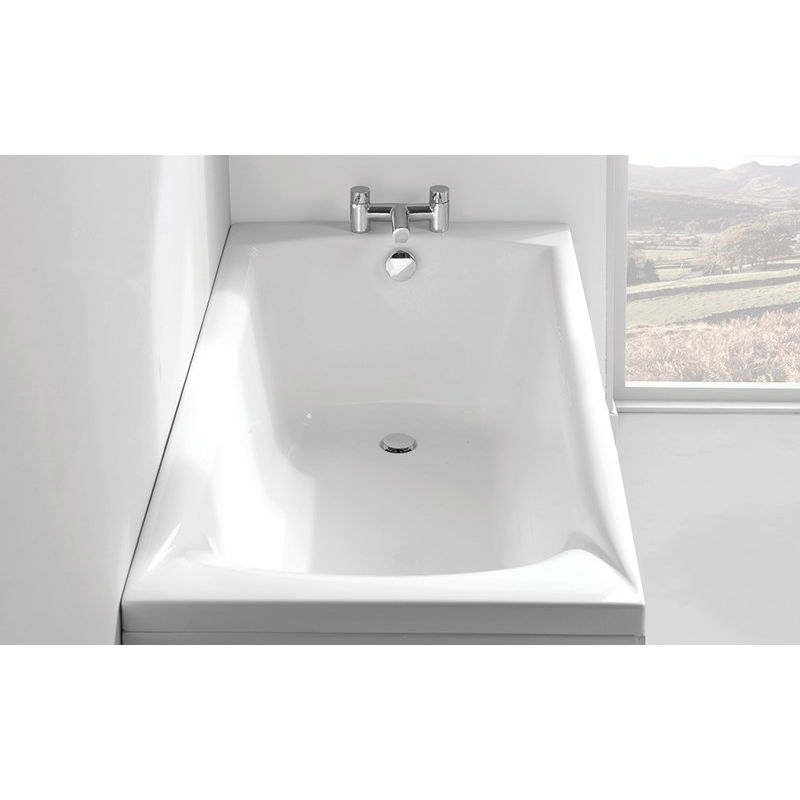 Baths : Delta Single Ended Bath 1700x700