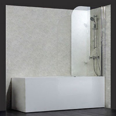 6mm Standard Bath Screen